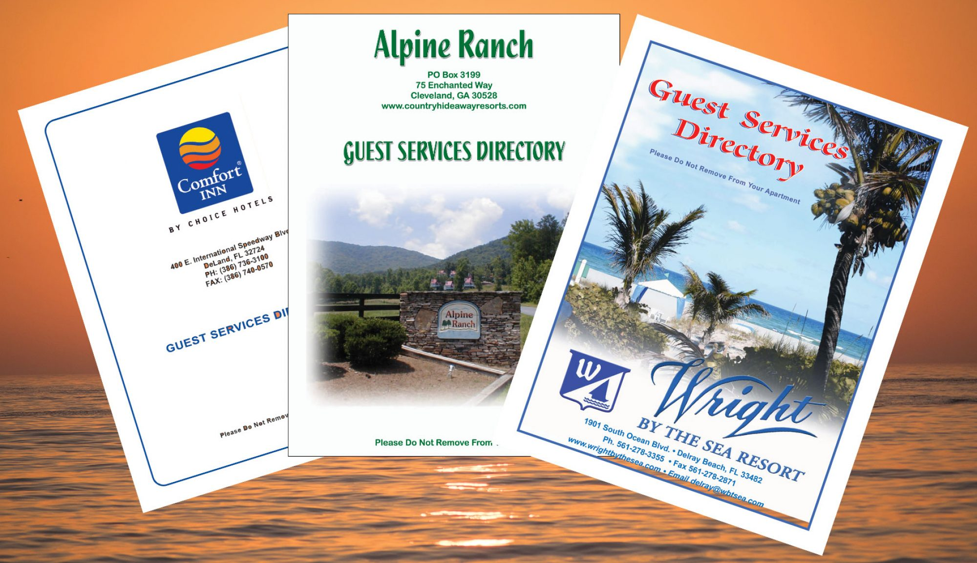 Global Resort Publications