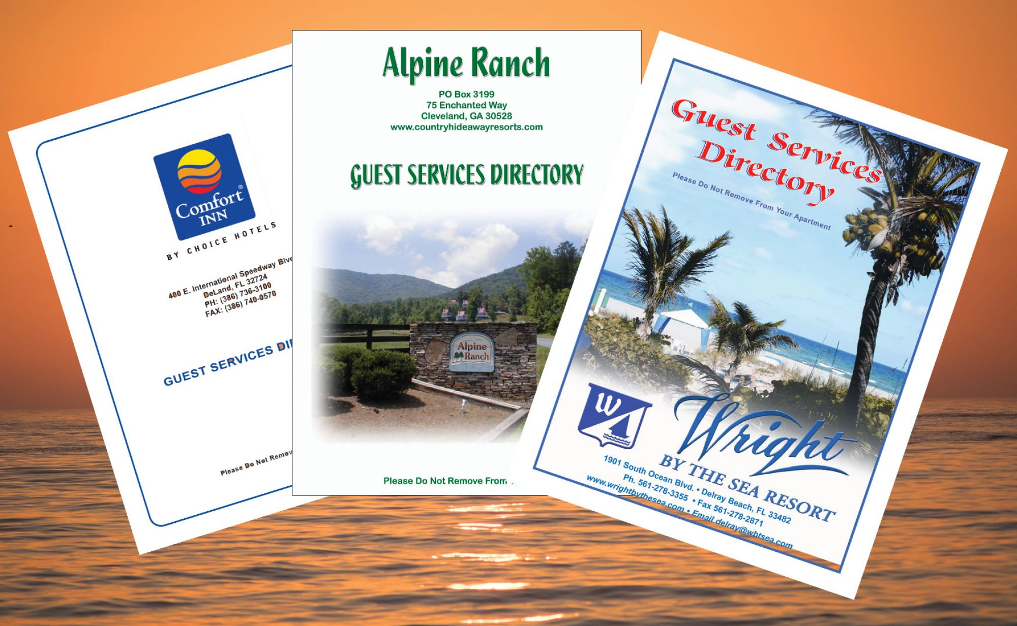 Global Resort Publications